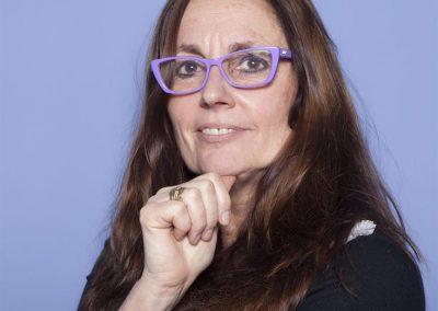 """Paula Molinari: """"Los jefes hacen planes y hablan de la gente, pero no con la gente"""""""