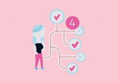 6 secretos para volverte más competitiva en el mercado laboral
