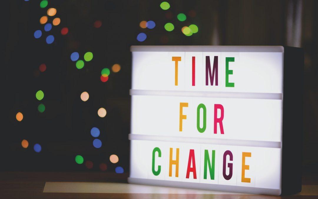 Gestión del cambio y agilidad en contextos alterados