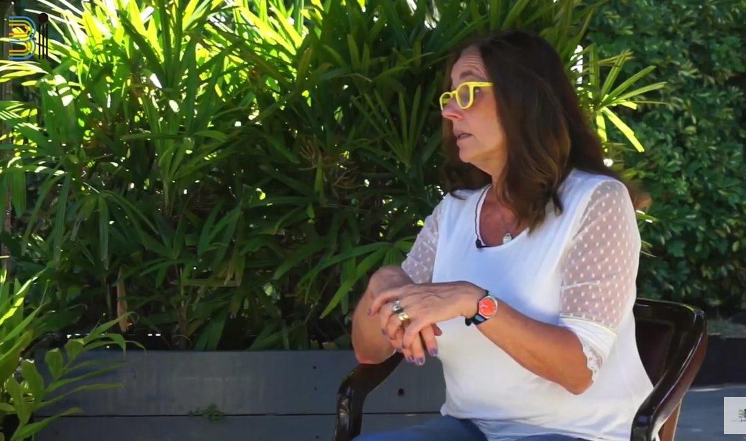 Paula Molinari en Triple Impacto TV